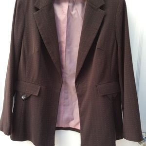 Jacket Signature by Larry Levine grey women's work